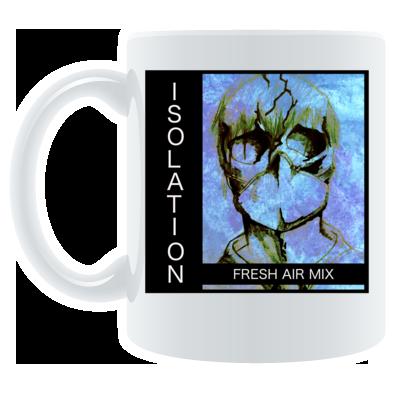 Mug - Limited Collection: Isolation - Fresh Air Mix - T. Mancuso Music