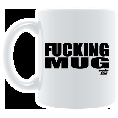 Mafia Kiss Fucking Mug
