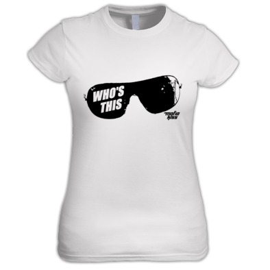 Who's This Women's T-Shirt
