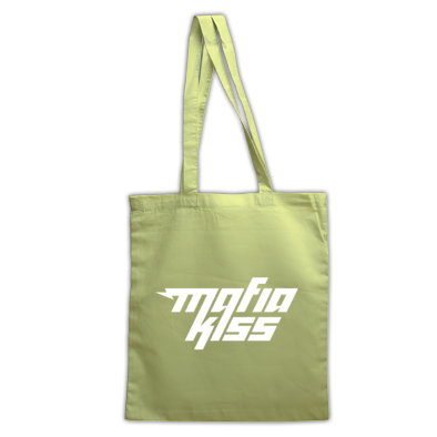 Mafia Kiss Logo Tote Bag
