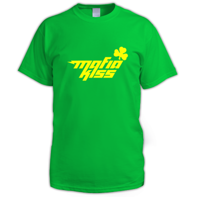 Mafia Kiss St Paddy's Day T-Shirt