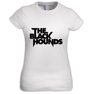 The Black Hounds text women's