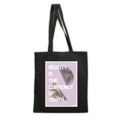 Currency of Youth tote