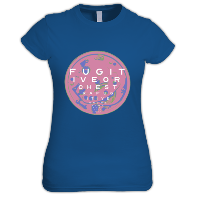 Tempus Fugit (ladies fit)