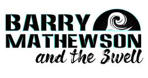 Barry Mathewson Merch Booth