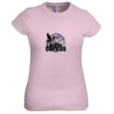 Official Alpha Corvus Womens Tshirt