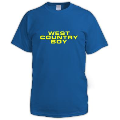 West Country Boy