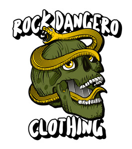 ROCK DANGER-O