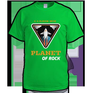PLANET OF ROCK VI