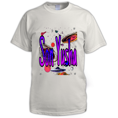 Son Yusha Galaxy Tee