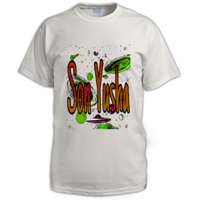 Son Yusha Galaxy Tee 2