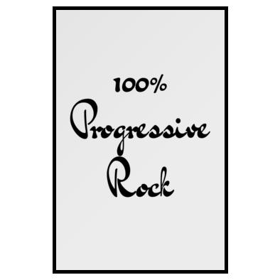 100% Progressive Rock
