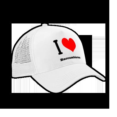 I love BACCAMBA'RUS I