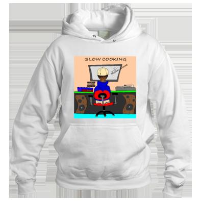 Slow cooking hoodie