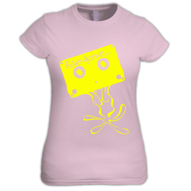 Rave Archive Women's Color Logo T-Shirt Available in 39 varieties.