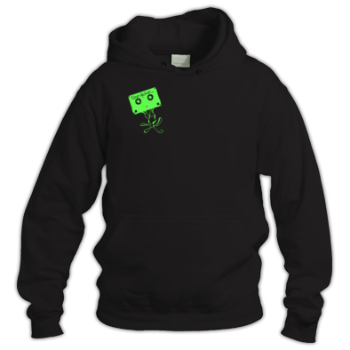 Rave Archive Color Chest Logo Hoodie Available in 25 varieties.