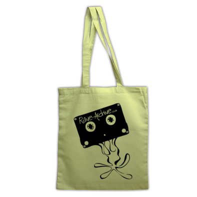 Rave Archive Tote bags Available in 40 colour varieties.