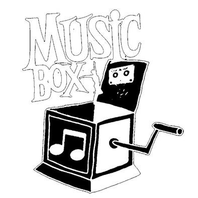 Music Box Logo Tee - Various colour varieties