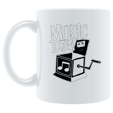 Music Box Logo Cup - Various colour varieties