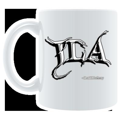 JLA -JustLikeAmmy Promo Mug! CHUG CHUG CHUG