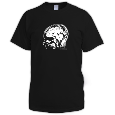JLA Brain Tee for FELLAS!