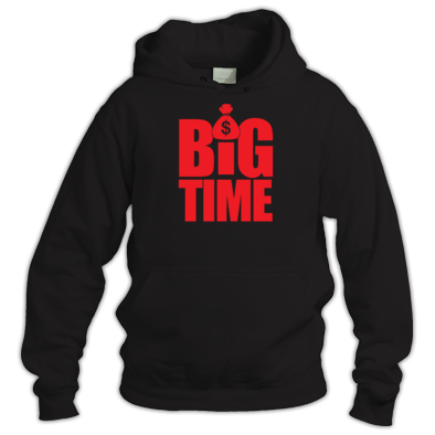 B.I.G. BROOKS®️ BIG TIME™️ Hoodie
