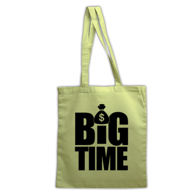 B.I.G. BROOKS®️ BIG TIME™️ Tote Bag