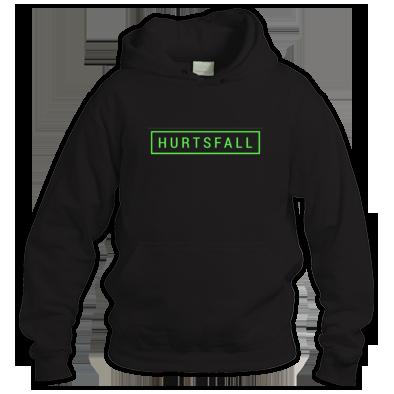 Hurtsfall Band Logo Hoodie