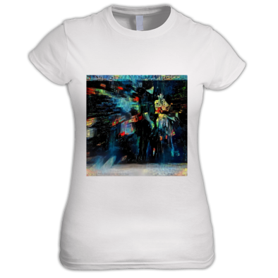 Stars Ladies Fit T-Shirt
