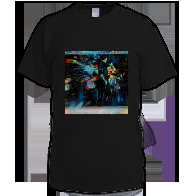Stars Mens Fit T-Shirt