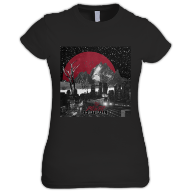 The Power Ladies Fit T-Shirt