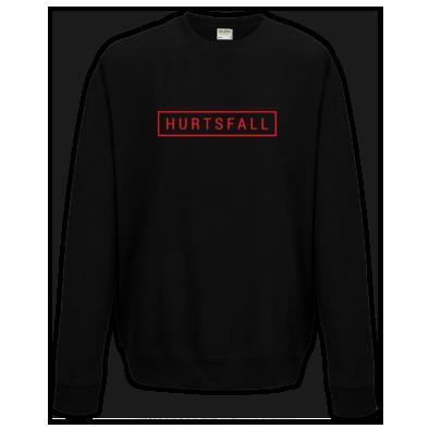 Hurtsfall Band Logo Unisex Jumper