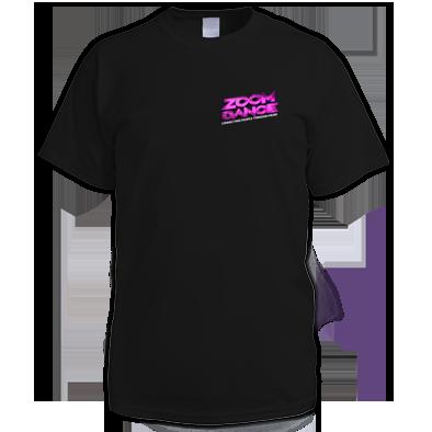 Zoom Dance Men's Small Logo Tee - 9 Colours