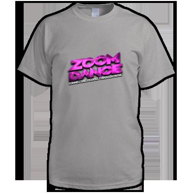 Zoom Dance Men's Large Logo Tee - 9 Colours