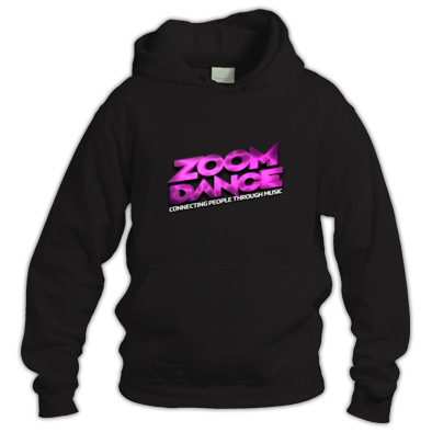 Zoom Dance Large Logo Hoodie - 5 Colours