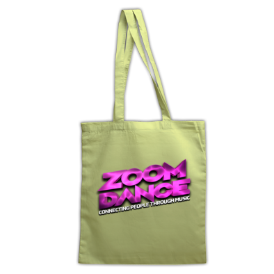 Zoom Dance Tote Bag - 8 Colours