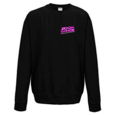Zoom Dance Sweater - Small Logo - 5 Colours
