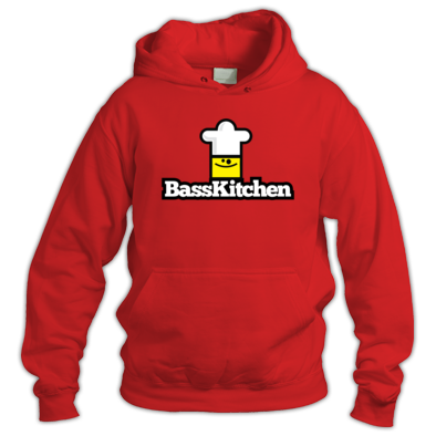 BassKitchen Big Chef Hoody