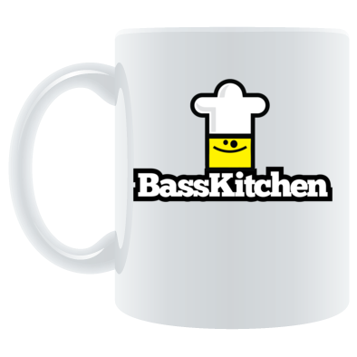 BassKitchen Big Chef Mug