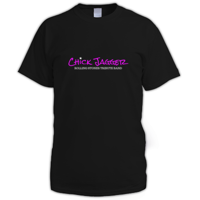 Chick Jagger Mens T-Shirt