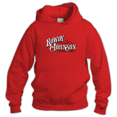 Official Rowdy Johnson Logo (Hoodie)