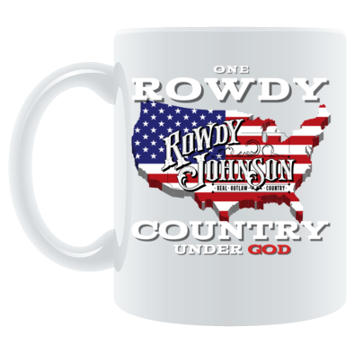 Rowdy Country (Coffee Mug)