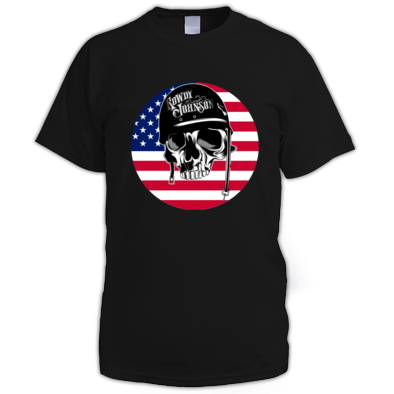 Official Rowdy Johnson USA (Men's T-Shirt)