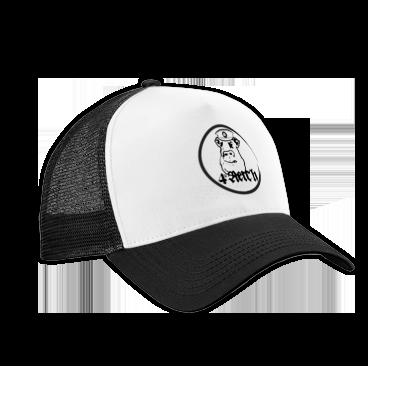 4R - PIG LOGO BLACK CAP