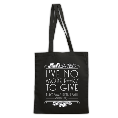I've No More F***s To Give - Tote Bag
