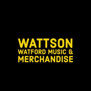 Wattson Watford Music & Merchandise