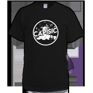 Capisic Circle Logo Men's T-Shirt