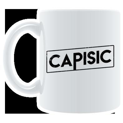 Capisic Box Logo Mug