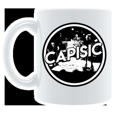 Capisic Circle Logo Mug