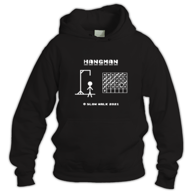 Hangman 'ESC' - Hoodie
